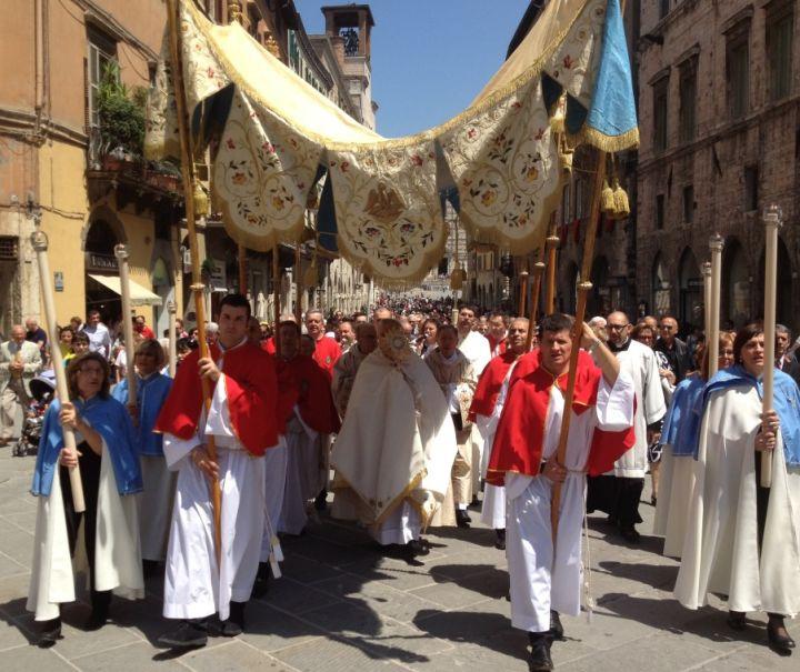 processione c.d. 2014 in corso vannucci