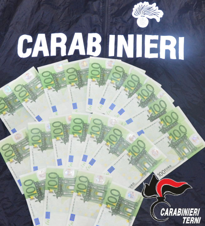 BANCONOTE 100 € FALSE
