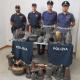 Perugia, furti di rame al cimitero, arrestati due romeni
