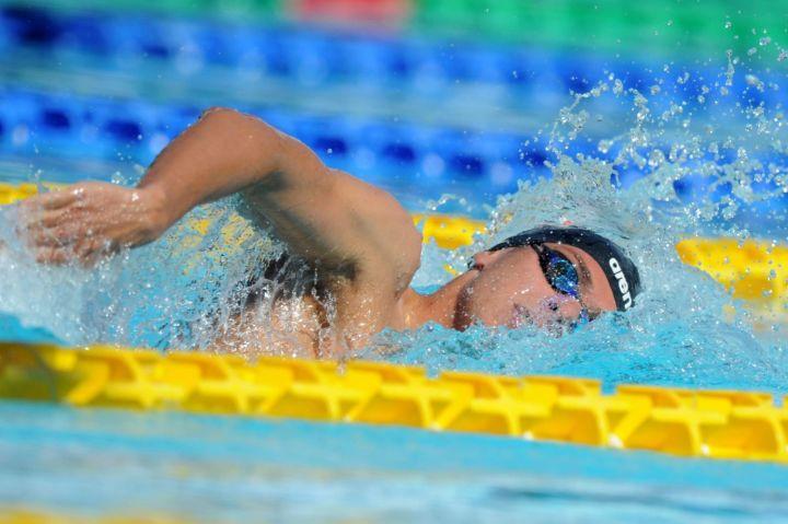 Internazionali di nuoto 50mo Settecolli