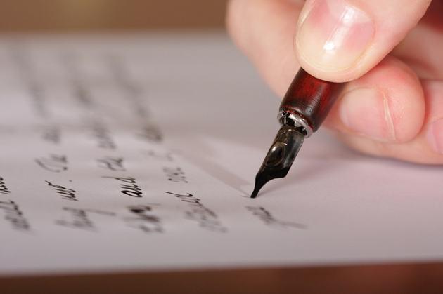 scrivere-lettera
