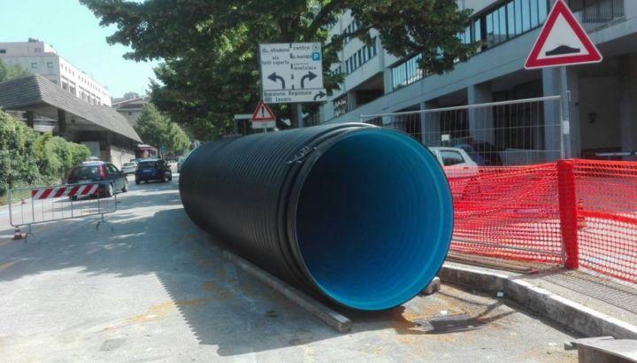 tubo voragine