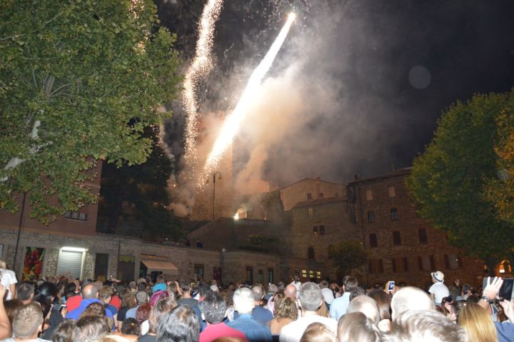 incendio del castello