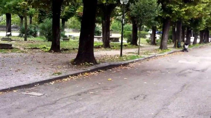 passeggiata di Terni