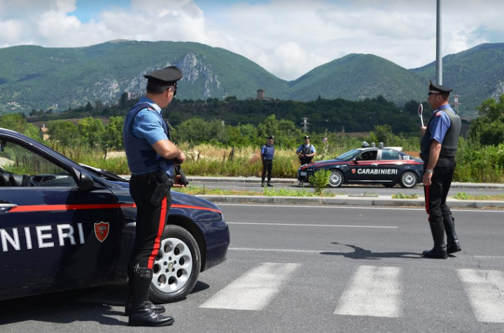 Carabinieri di Terni