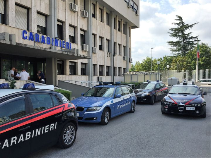 Caserma dei Carabinieri Terni