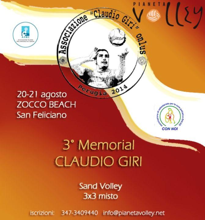 Memorial Claudio Giri