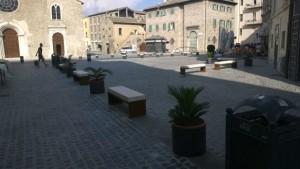 Piazza San Francesco Terni
