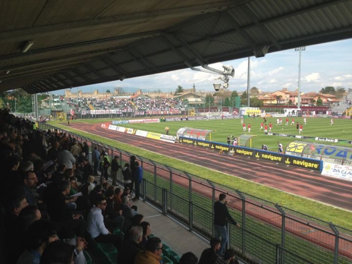 stadio tombolato