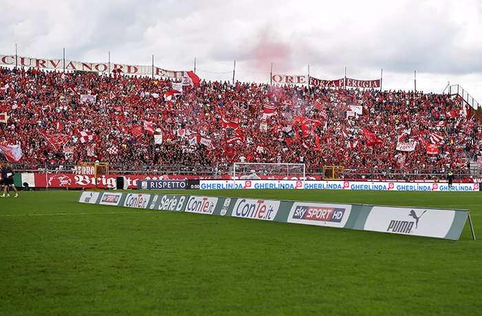 Perugia-Cosenza 1-1, pareggio senza lode e senza infamia al Curi