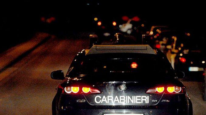 Magione, arrestati dai Carabinieri tre albanesi per spaccio. Presi dentro un canale di scolo.