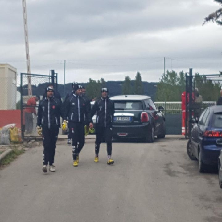 Staff tecnico Perugia calcio
