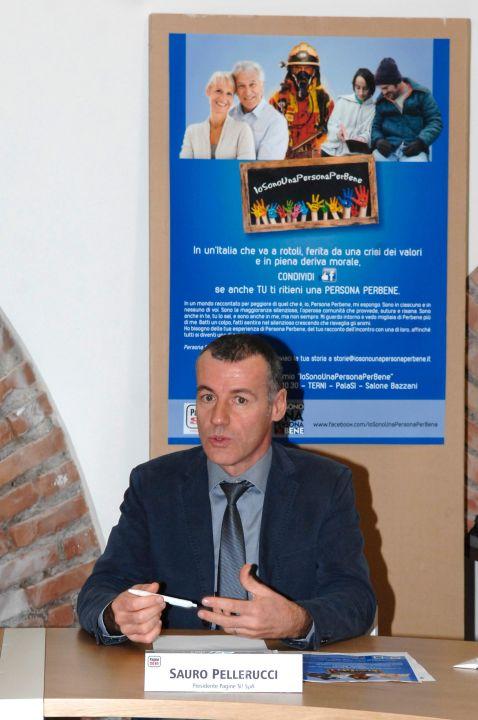 Sauro Pellerucci PalaSì!