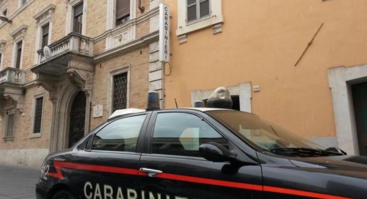 Carabinieri foligno
