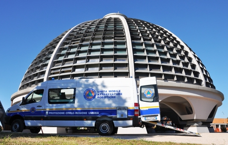 Centro protezione civile Foligno