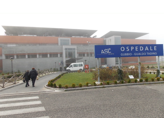 Ospedale Gubbio-Gualdo Tadino, nominato nuovo primario di Medicina