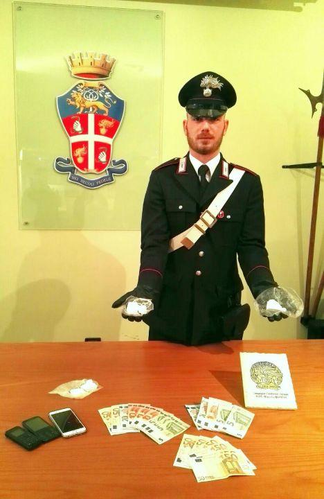 droga-carabiniere