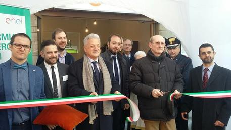 Inaugurazione Punto Enel Gubbio