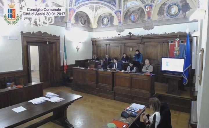 Consiglio Comunale Assisi