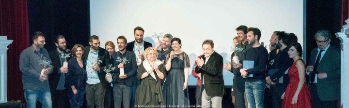 Premiazione edizione 2016 del Festival Cinema Spello