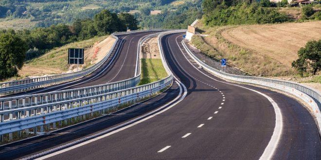 """Anas, la via i lavori sulla strada statale 3 """"Via Flaminia"""" tra Spoleto e Norcia"""