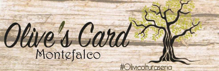 olive's card