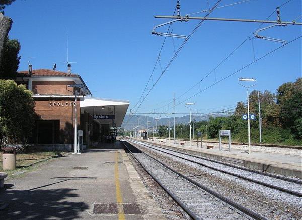 stazione spoleto