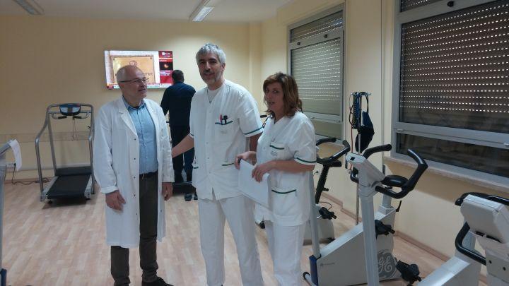 Foto Riabilitazione Cardiologica Ospedale di Spoleto