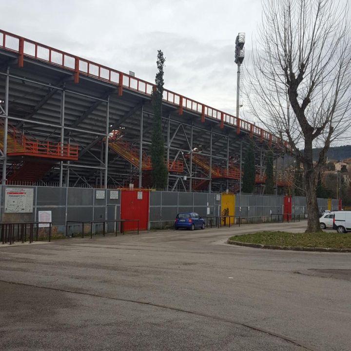 Perugia allenamento porte chiuse