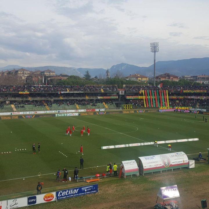 Ternana - Perugia