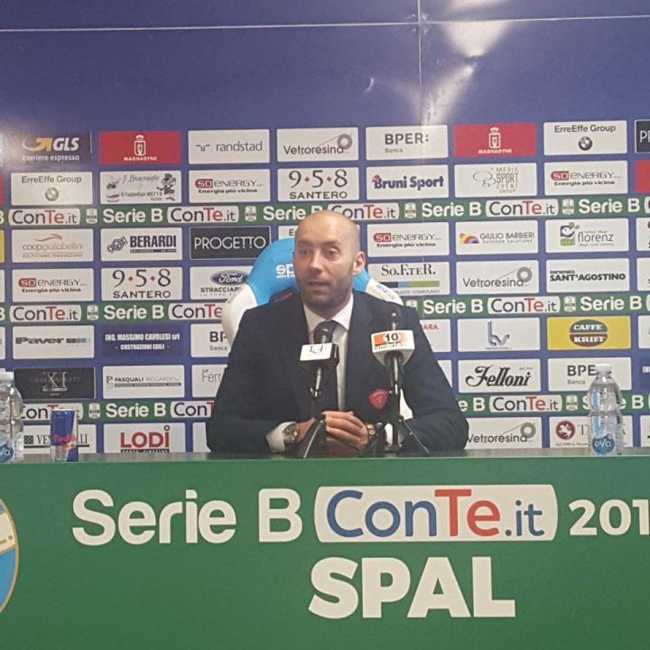 Bucchi post Spal
