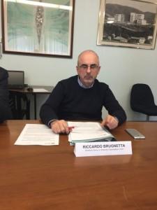 Riccardo Brugnetta, direttore amministrativo S. Maria