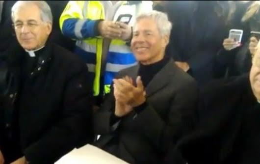 Claudio Baglioni dona il ricavato del suo concerto ai terremotati: la cifra