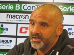 Fabio Liverani conferenza stampa