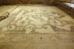 Mosaici Villa Romana1