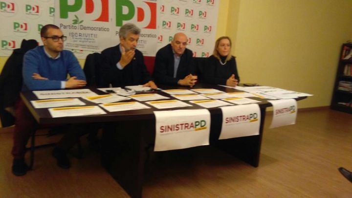 sinistra pd