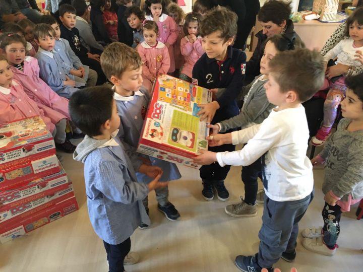 solidarietà bambini