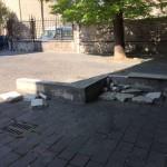 Incuria, vandalismi e bravate: la triste immagine di Terni