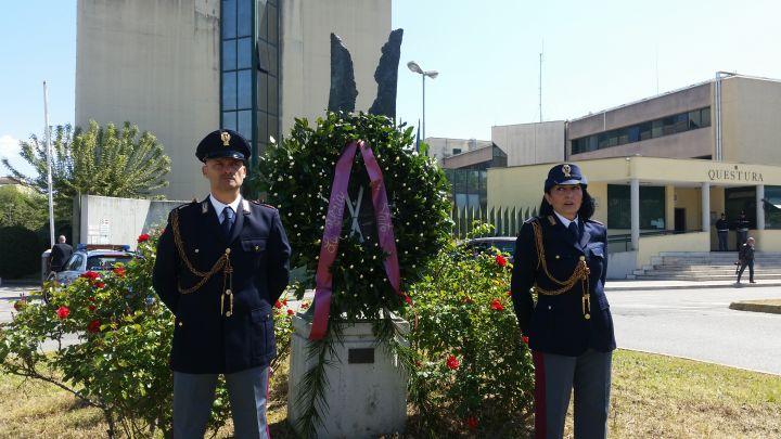 Il monumento ai caduti della PdS