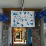 Montefalco ha aderito alla settimana blu dell'autismo