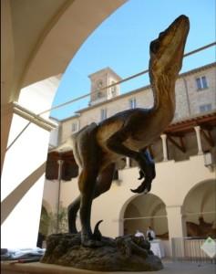 dinosauri gubbioo