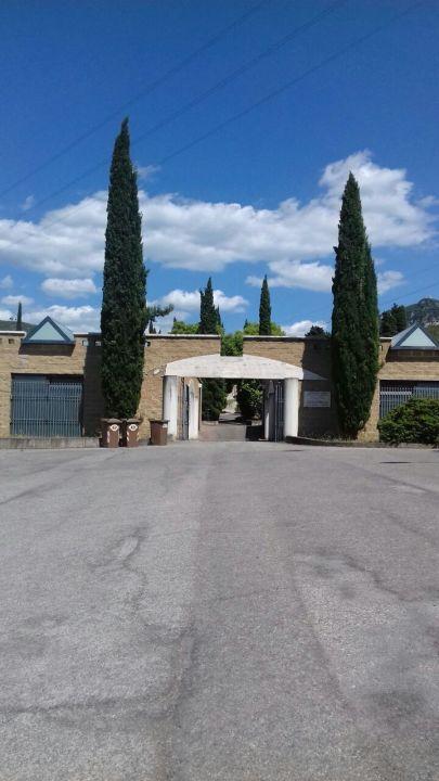 Cimitero Papigno