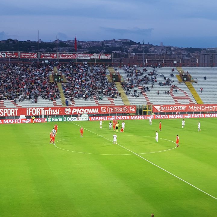 Perugia - Salernitana