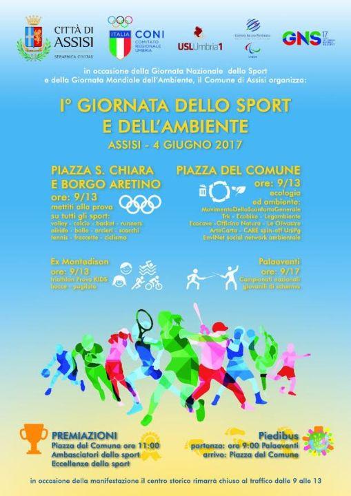 sport ambiente