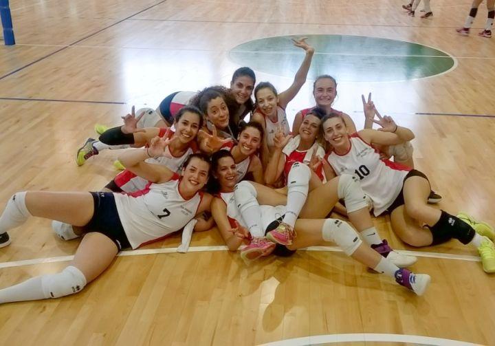 Cus Perugia volley donne