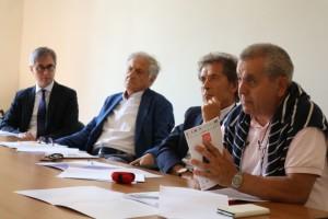 Da sx Cristiano Antonietti, Maurizio Renzini, Giusepp Metelli, Pierluigi Mingarelli_1