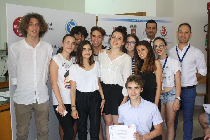 I vincitori della IBWU