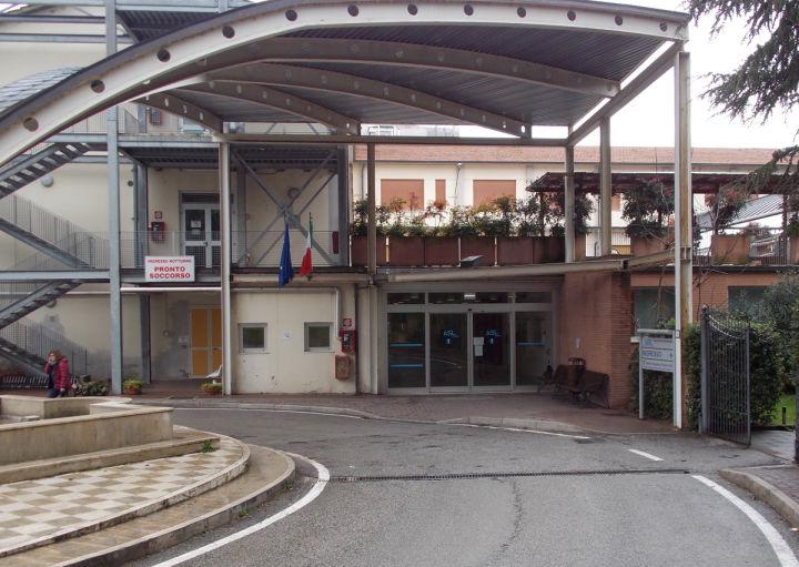 Umbertide, maggiori benefici ai cittadini dall'accorpamentodella postazione CUP nella hall dell'ospedale