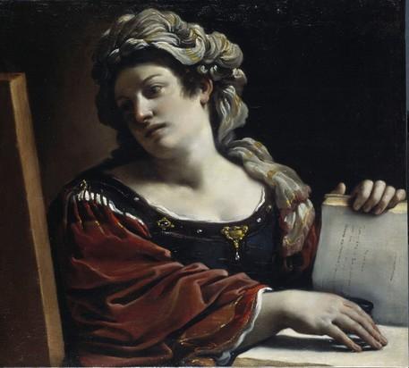 Sibilla del Guercino