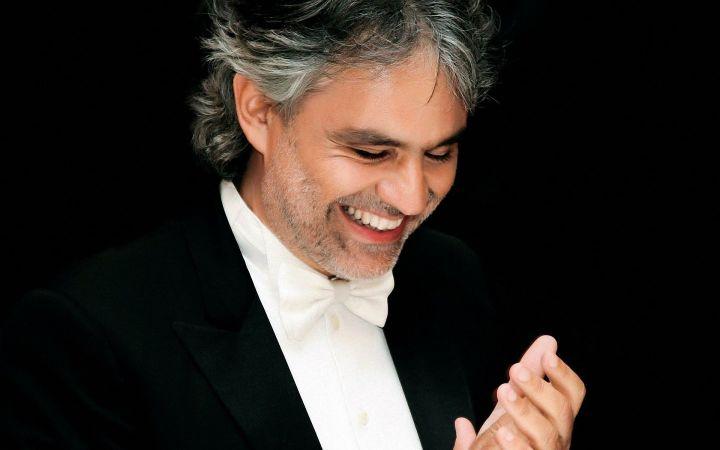 """Andrea Bocelli: """" Ho avuto il coronavirus, ora ho scelto di donare il plasma """"."""
